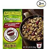Nature Valley Bistro Keurig Cups Oatmeal Breakfast Cereal, Apple Cinnamon Almond, 8.27 Ounce (PACK OF 2)