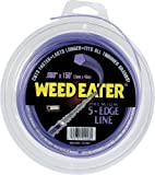 Weed Eater 952701687 0.080-Inch by 150-Foot Bulk String Trimmer Line Premium 5 Edge