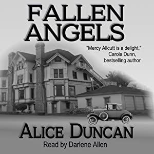 Fallen Angels Audiobook