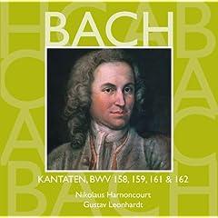 """Cantata No.161 Komm, du s�sse Todesstunde BWV161 : III Aria - """"Mein Verlangen"""" [Tenor]"""