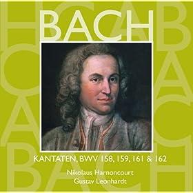 """Cantata No.158 Der Friede sei mit dir BWV158 : III Recitative - """"Nun Herr, regiere meinen Sinn"""" [Bass]"""