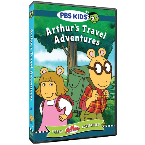 Arthur's Travel Adventures [DVD] [Import]