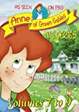 Anne of Green Gables: The Animated Series 7-9 [DVD] [Region 1] [US Import] [NTSC]