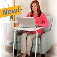 DFS's New Multipurpose TABLE MATE II FOLDING TABLE for Home Office Laptop Dining Reading