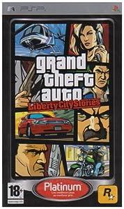 GTA : Liberty City stories - platinum