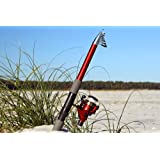 by Gone Fishing USA  Telescoping Fiberglass  Fishing Rod  (1)  Buy new:  $99.00  $34.00