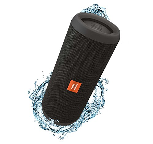 JBL 플립3  리퍼 제품 - JBL Flip 3 Splashproof Portable Bluetooth Speaker, Black (Certified Refurbished),Black