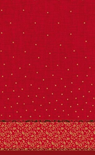 Duni Tischdecke aus Dunicel Motiv Christmas Dream, 138 x 220 cm