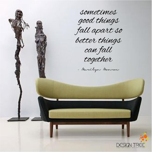 Marilyn monroe wall quotes and decor for Sofa quotes