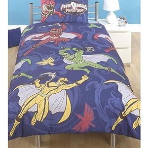 kids childrens power rangers mystic force bedding duvet