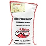 Calasparra Rice (Paella Rice) - 1 bag, 2.2 lbs