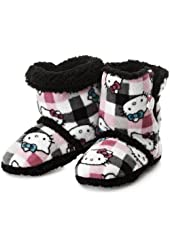 Hello Kitty Junior's Short Slipper Bootie