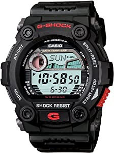 Casio Men's G7900-1 G-Shock Rescue Digital Sport Watch