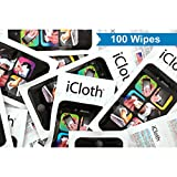 iCloth touchscreen cleaning wipes