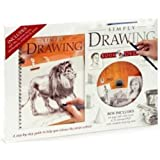 Simply Drawing Book & DVD