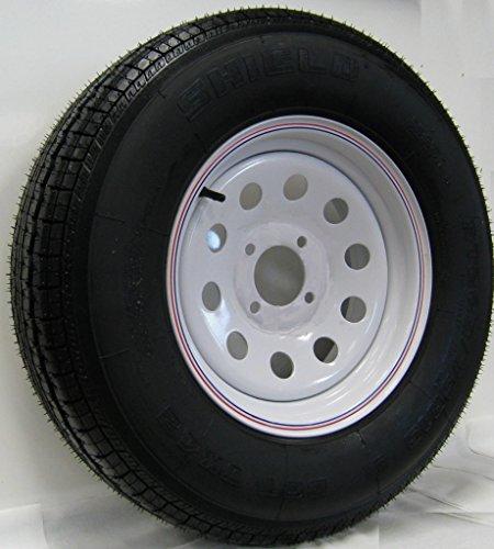 2-Pack eCustomrim Trailer Tire & Rim 4.80-12 12