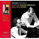 シューベルト : 「冬の旅」 全曲 (Schubert : Winterreise / Dietrich Fischer-Dieskau , Maurizio Pollini) [輸入盤]
