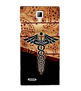 Doctor is my Profession 3D Hard Polycarbonate Designer Back Case Cover for Micromax Canvas Xpress A99