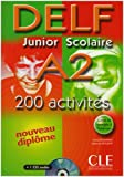 DELF junior scolaire A2. ..