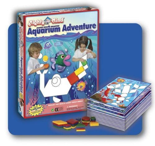 MightyMind Aquarium Adventure Design Book