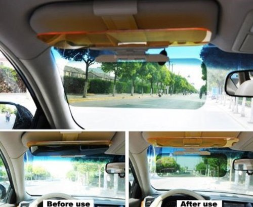 Jackey Awesome Nsstar 2 In 1 Safety See Through Anti Glare