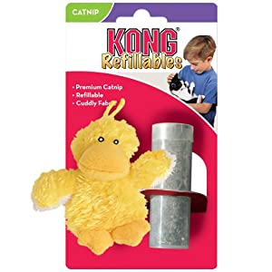Kong Duckie for Cat