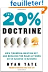 The 20% Doctrine: How Tinkering, Goof...