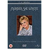 Murder, She Wrote - Season 9 [DVD] [1993]by Angela Lansbury