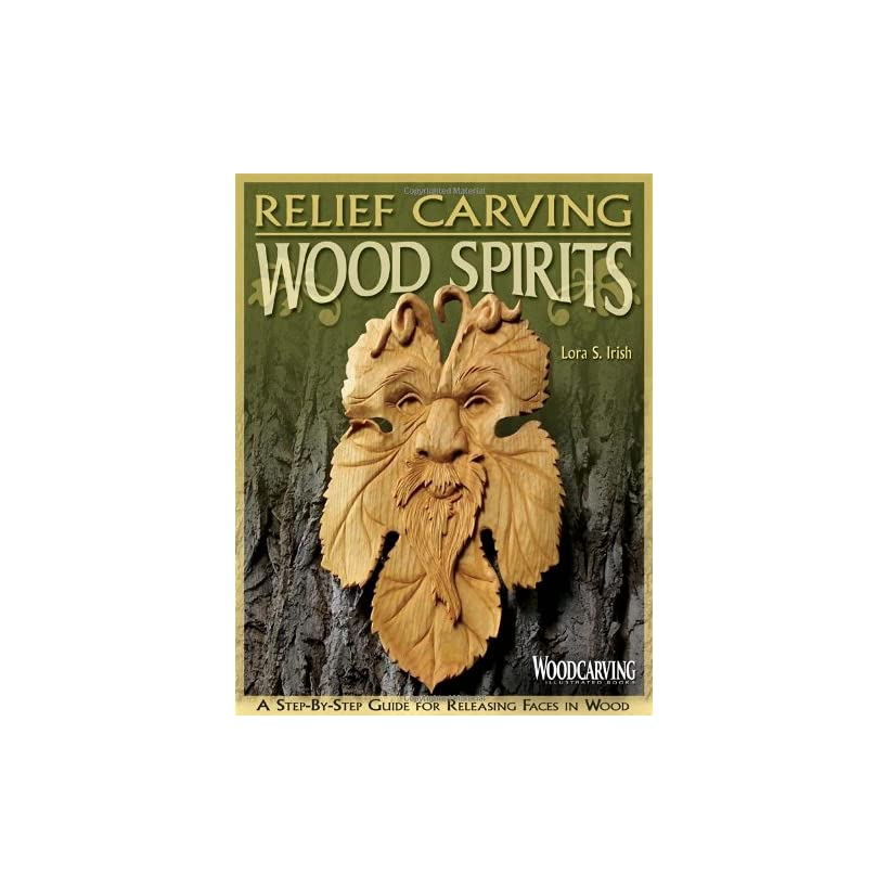 Relief carving wood spirits a step by guide for