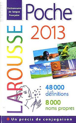 Dictionnaire Larousse poche
