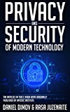 Privacy and Security of Modern Technology (English Edition)