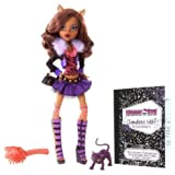 Monster High Clawdeen Wolf Doll by Mattel
