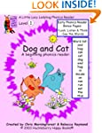 Dog and Cat - A Level One Phonics Rea...