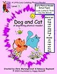 Dog and Cat - A Level One Phonics Rea...
