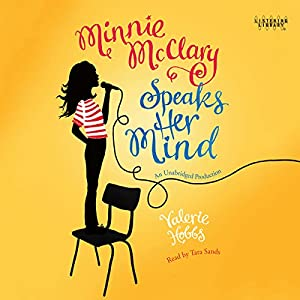Minnie McClary Speaks Her Mind Audiobook