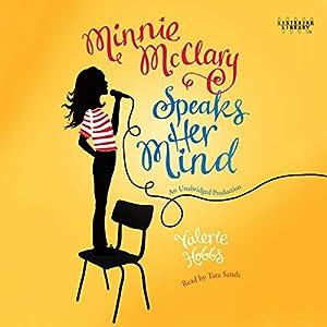 Minnie McClary Speaks Her Mind Audiobook