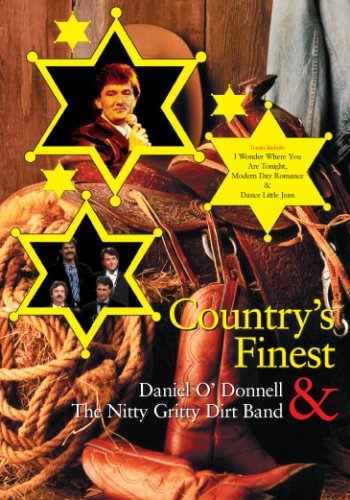Daniel O'Donnell & The Nitty Gritty Dirt Band - Country' [DVD]