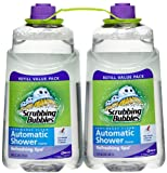 Scrubbing Bubbles Automatic Shower Cleaner Refill 34oz Twin Pack-2pk