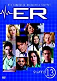 ER - Emergency Room, Staffel 13 (3 DVDs)