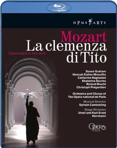La Clémence De Titus - Mozart - Blu Ray