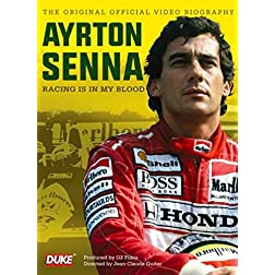 Ayrton Senna Racing is in My Blood