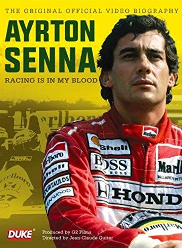 Senna Racing is in My Blood [DVD] [Edizione: Regno Unito]