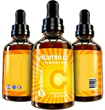 OZ Radiance - BEST Vitamin C Serum For Face 2015 - This Bottle is ★ DOUBLE the Size Yet Priced LESS ★ Than All Other Vitamin C Serums With EXACTLY The Same Premium Ingredients - Organic Vitamin C, Pure Vegan 5% Hyaluronic Acid Serum, Amino and Organic Jojoba Oil - TRIPLE Purified, Grade A Concentrated and Clinical Strength 20% Vitamin C for Face - Directly Tackles Fine Lines, Wrinkles, Sun Spots, Hyperpigmentation and Skin Discoloration - Guaranteed To Leave Your Skin Looking Smooth and Plump