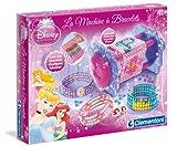 Clementoni - 62245.0 - Loisir Créatif - Princess - La Machine à Bracelets