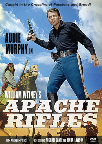 Cover art for  Apache Rifles