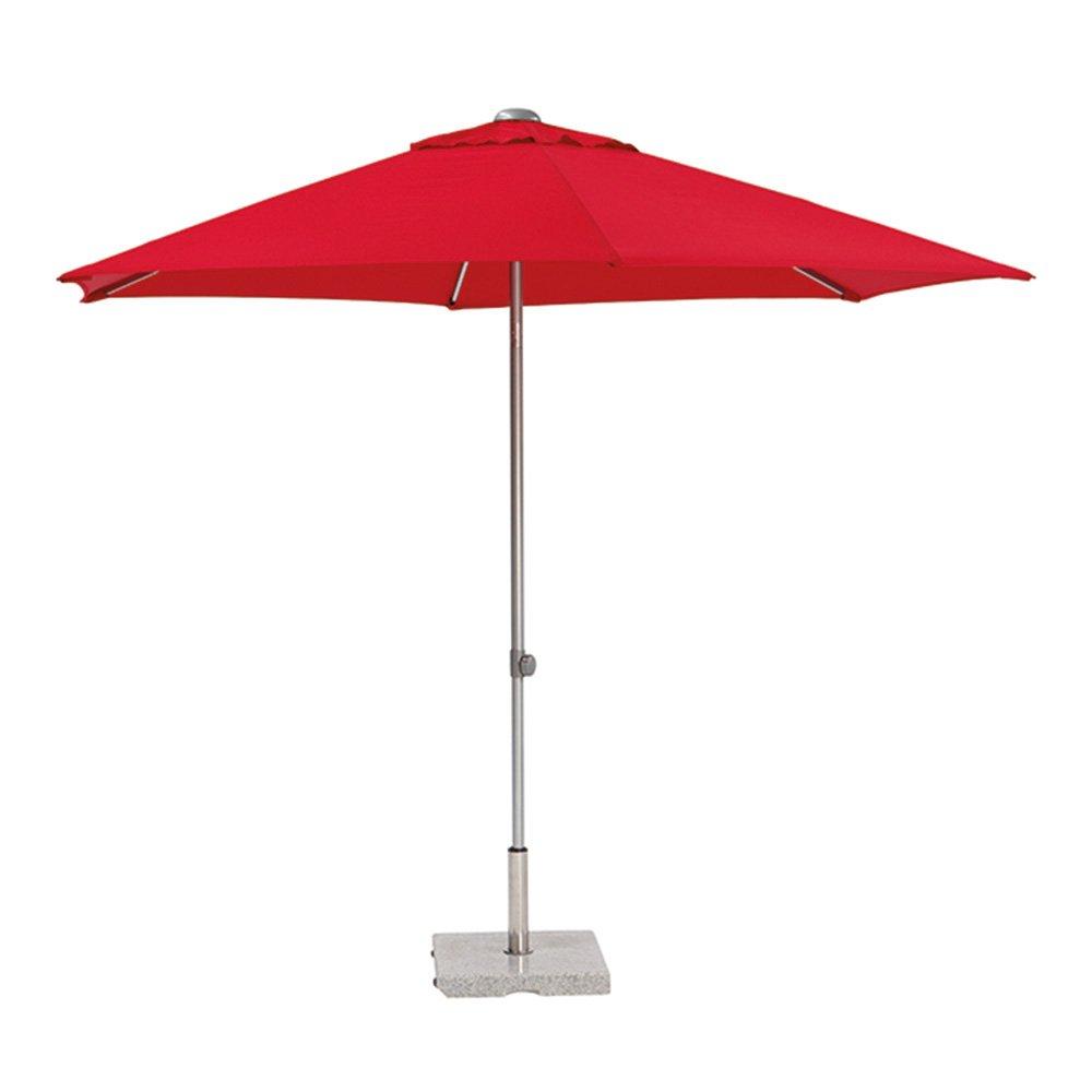 Kettler Sonnenschirm, silber/rot, 300 jetzt bestellen
