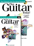 Play Guitar Today! Beginners Pack: Book/CD/DVD Pack (Ultimate Self-Teaching Method!)