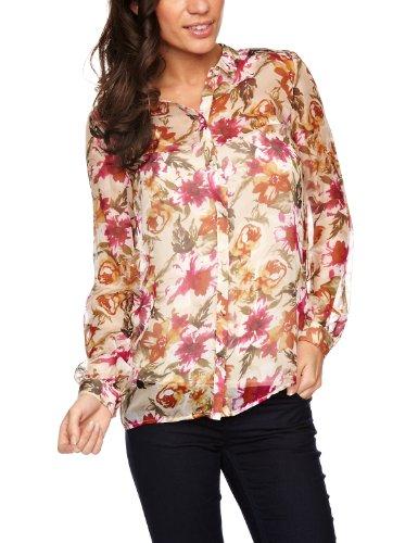 ESPRIT B23110 Women's Blouse Multicolour Size 14
