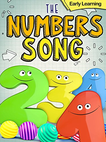 The Numbers Song Early Learning