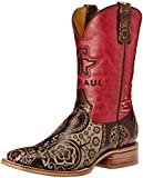 Tin Haul Shoes Women's Paisley Rocks Western Boot